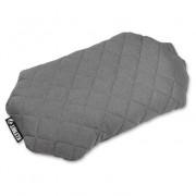 Felfújható párna Klymit Luxe Pillow szürke