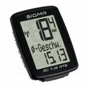 Počítač Sigma BC 7.16 ATS bezdrátový fekete