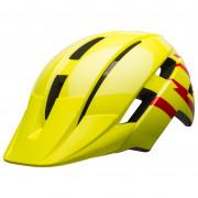 Dětská cyklistická helma Bell SideTrack II Youth piros/sárga