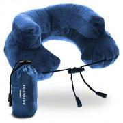 Felfújható párna Cabeau Air Evolution kék