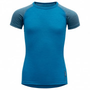 Dětské triko Devold Breeze Kid T-Shirt kék