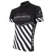 Pánský cyklistický dres Sensor Superdomestic fekete