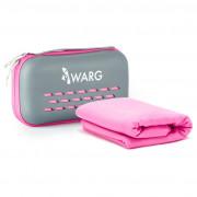 Törülköző Warg Soft 30x50 cm rózsaszín