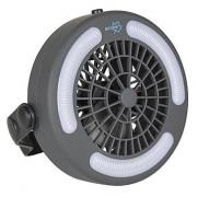 Závěsná lampa Bo-Camp Fan/Hanging Lamp 110 Lumen fekete