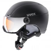 Sí bukósisak Uvex HLMT 400 Visor style fekete