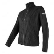 Női kabát Sensor Parachute fekete