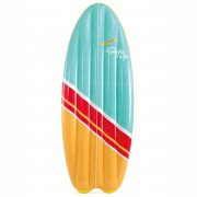 Felfújható gumimatrac Intex Surf's Up Mat 58152EU kék blue