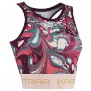 Dámské triko Kari Traa Beatrice Top rózsaszín/lila