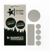 Öntapadós folt Warmpeace Self Adhesive Patch mix 6db
