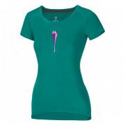 Női póló Ocún Raglan T kék