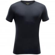 Férfi póló Devold Breeze Man T-Shirt fekete Black
