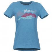 Női póló Marmot Wm's Esterel Tee SS kék