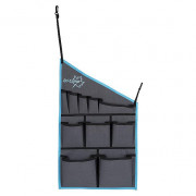 Organizér Bo-Camp Tent organizer 10 Bags 60x36 cm fekete