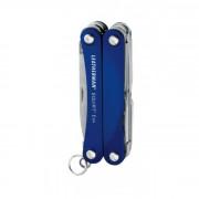 Multitool Leatherman Squirt ES4 kék