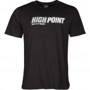 Férfi póló High Point High Point T-shirt fekete