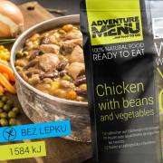 Adventure menu Csirke kertész módra 400g