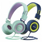 Fülhallgató MPOW CH8 (duo pack) zöld/kék