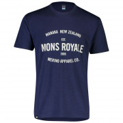 Férfi póló Mons Royale Icon T-Shirt