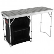 Asztal Coleman 2in1 Camp Table and Storage