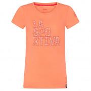Dámské triko La Sportiva Pattern T-Shirt W rózsaszín
