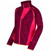 Női pulóver Regatta Catley II Hybrid rózsaszín