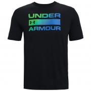 Férfi póló Under Armour Team Issue Wordmark SS