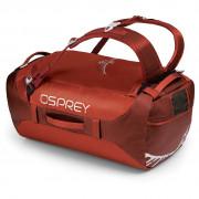 Utazótáska Osprey Transporter 65 piros ruffian red