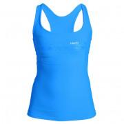 Női atléta Hiko Shade Top kék