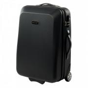 Gurulós bőrönd Hi-Tec Cork 40l fekete