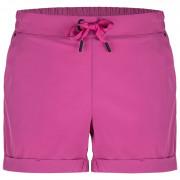 Női rövidnadrág Loap Ummy rózsaszín