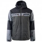 Férfi kabát Brugi 4AP6 Olive/Dark Grey
