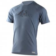 Férfi funkciós póló Lasting Hill kék