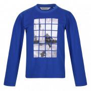 Gyerek póló Regatta Wenbie II kék