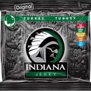 Szárított hús Indiana Jerky pulyka Original 60 g