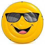 Felfújható szmájli Intex Cool Guy 57254EU sárga