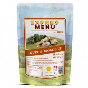 Expres menu Brokkolis csirke 300 g