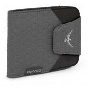 Pénztárca Osprey QuickLock RFID Wallet szürke black