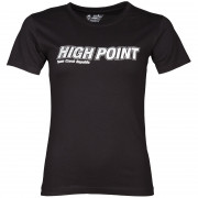 Női póló High Point High Point T-shirt Lady fekete