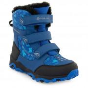 Gyerek téli cipő Alpine Pro Gailo kék