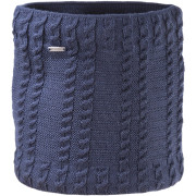 Kötött merinói kendő Kama S21 kék