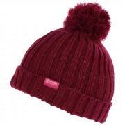Gyerek téli sapka Regatta Luminosity Hat III piros