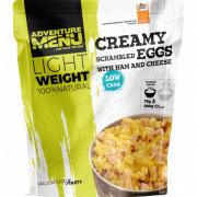 Adventure menu Lightweight Krémes rántotta sonkával és sajttal 270 g