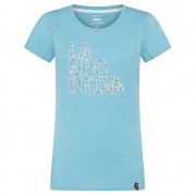 Dámské triko La Sportiva Pattern T-Shirt W kék