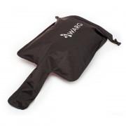 Felfújható zsák Warg Pump sack M fekete