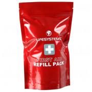 Elsősegélykészlet utántöltő csomag Lifesystems Dressings Refill Pack piros