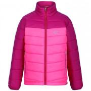 Gyerek kabát Regatta Jnr Freezeway rózsaszín