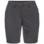 Női rövidnadrág Salewa Puez Dry W Shorts sötétszürke