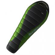 Spacák Husky Down Dinis -10°C zöld/fekete