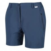 Dámské kraťasy Regatta Highton Short Mid kék