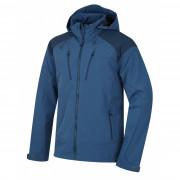Férfi kabát Husky Sahony M kék tmavě modrá